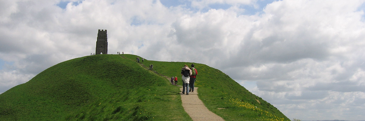 Open Mind Glastonbury Tor